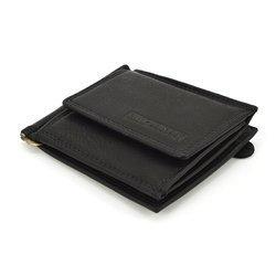 Hill Burry hb3601 czarny Ekskluzywny portfel