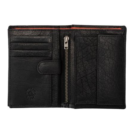 Klasyczny duży męski portfel skórzany Nuvola Pelle